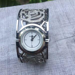 Fossil watch needs a battery